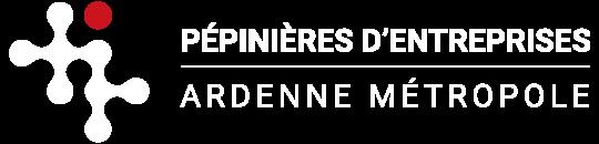 Logo pépinières d'entreprises Ardenne Métropole